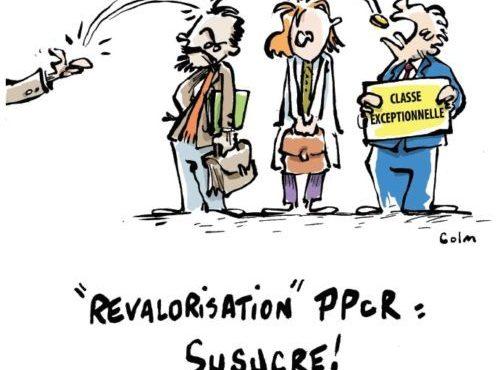 PPCR: promotions à la tête du client !