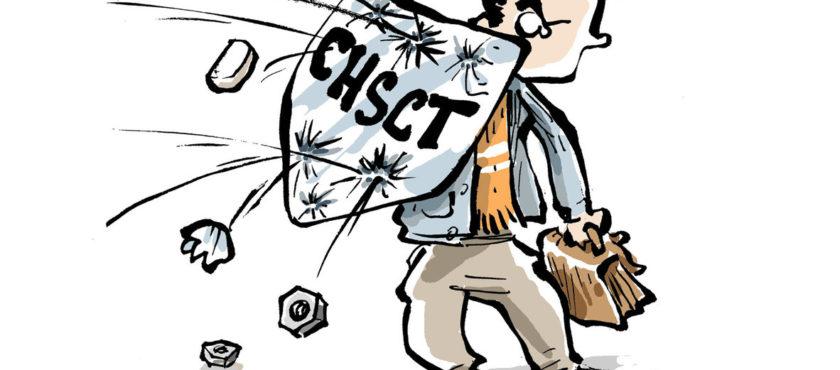 CHSCT du 2 mai 2019