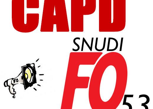 CAPD du 3.09.19